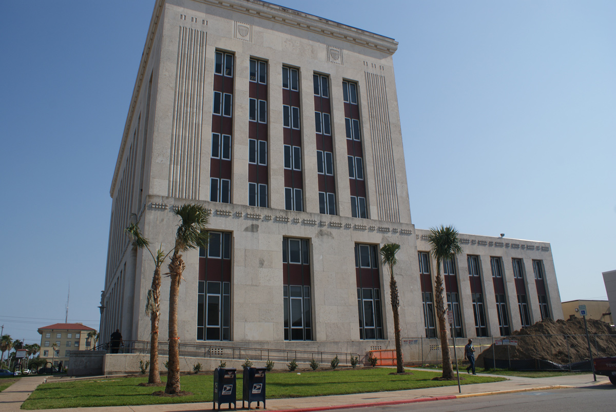 Galveston Courthouse